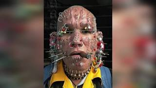 Top 10 Insane Body Piercings