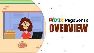 Zoho PageSense video