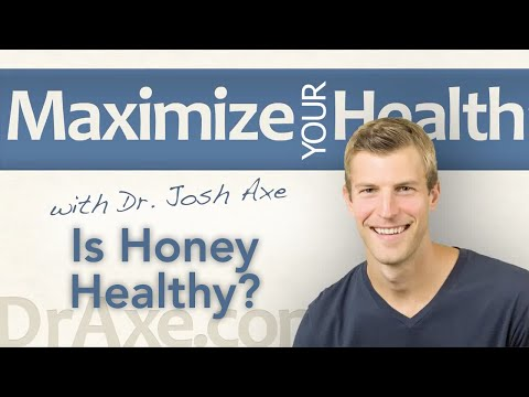 Video Is Honey Healthy? Should you be consuming it?