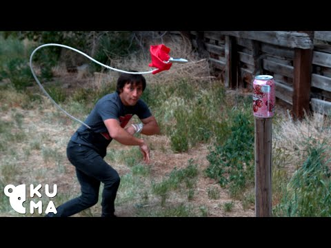 Deadly Rope Dart Trick Shots