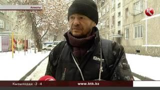 Известный советский спортсмен бомжует в Алматы