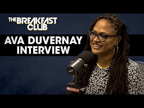 , title : 'Ava DuVernay Talks 'A Wrinkle In Time', Working With Jay-Z And Beyoncé + More'