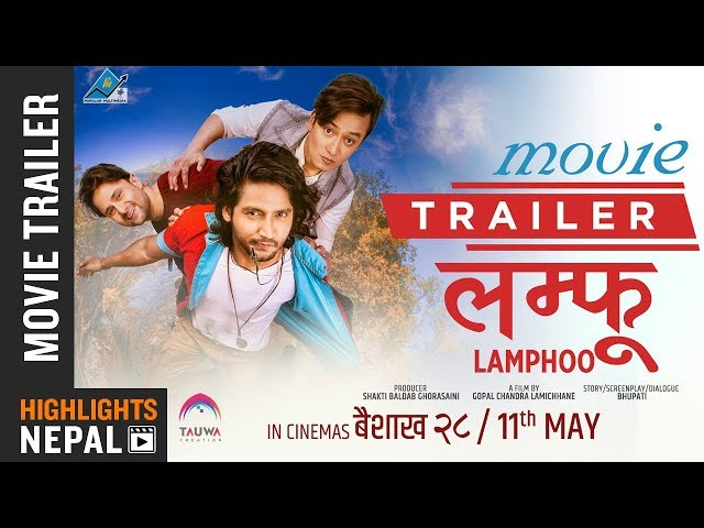 Thumnail of LAMPHOO | New Nepali Movie Trailer | Salon, Kabir, Mariska, Chadani, Sanjit, Kusum (Tarkariwali)