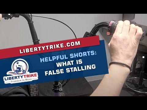 Liberty Trike | False Stalling