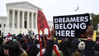 Watch live: 'Dreamers' rally outside the Supreme Court as DACA case is heard
