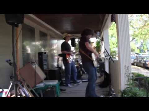 he Porter Squares - Porchfest, May 17, 2014 - The Seeker