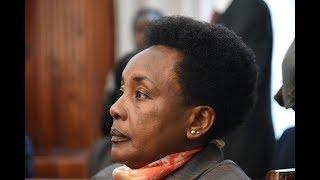 Philomena Mwilu fights back - VIDEO