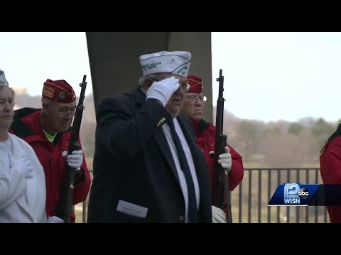 People mark 78th anniversary of attack on Pearl Harbor