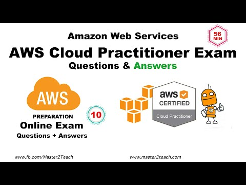 AWS Cloud Practitioner Exam - Questions & Answers 10 | 2020 ...