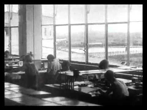 Van Nelle Fabriek vroeger