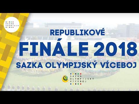 Republikové finále 2018 | Sazka Olympijsky víceboj