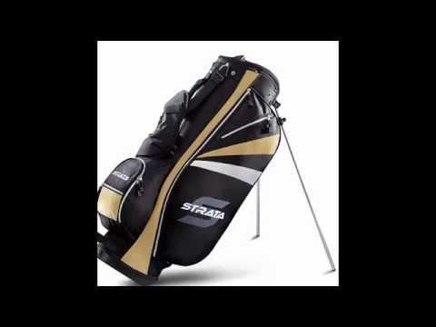 Callaway Strata Plus Men's Complete Golf Set with Bag 18-Piece