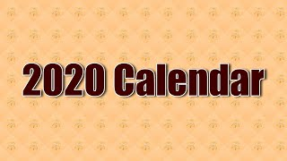2020 Calendar : Fast & Festivals 2020 : व्रत और त्यौहार 2020  IMAGES, GIF, ANIMATED GIF, WALLPAPER, STICKER FOR WHATSAPP & FACEBOOK