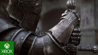 For Honor Cinematic Trailer: Closed Beta Date Announcement – The Thin Red Path