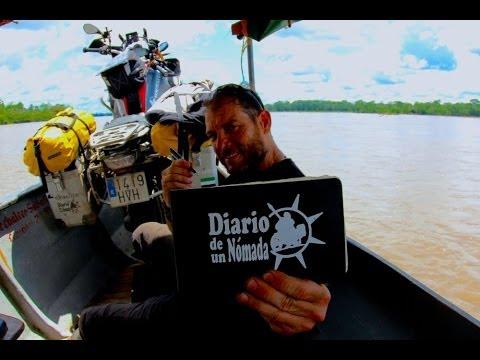 Presentación Diario de un nómada