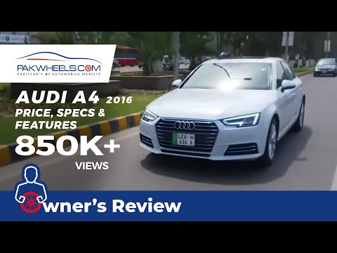 Audi A4 | Owner Review