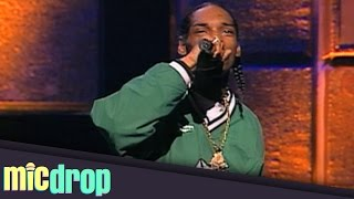 "Snoop Dogg ""Vapors"" LIVE Performance -  MicDrop"