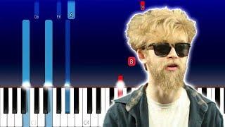 Jack Stauber   Buttercup (Piano Tutorial)