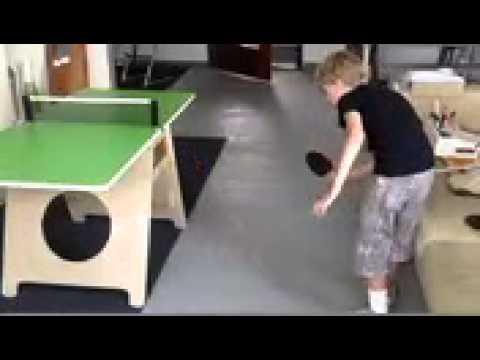 t-pong Lenn Boden Loch   iPhone Funknetz)