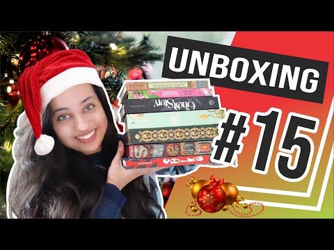 UNBOXING de Natal Darkside books ?? | Karina Nascimento | Paraíso dos Livros