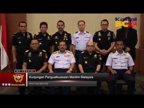 [Redaksi] Kunjungan Penguatkuasaan Maritim Malaysia