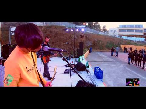 Grupo musical Blung en el Festival Ampatízate en directo/ 2º parte