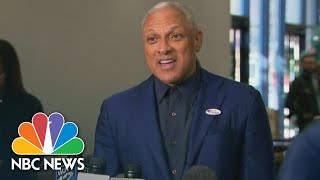 Mike Espy In Final Vote Push Says Mississippi Still Seems To 'Top All The Bad Lists'   NBC News