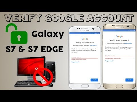 Update Samsung Galaxy S7 Edge SM-G935S Android 7 Nougat - смотреть
