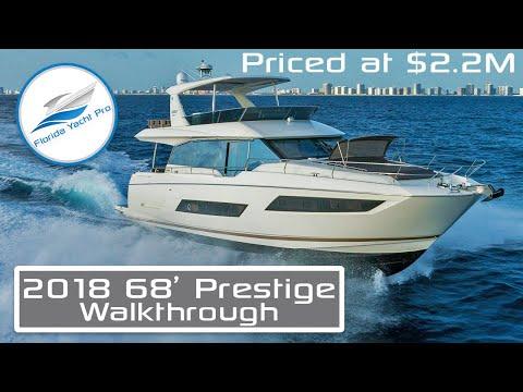 Prestige 680 video