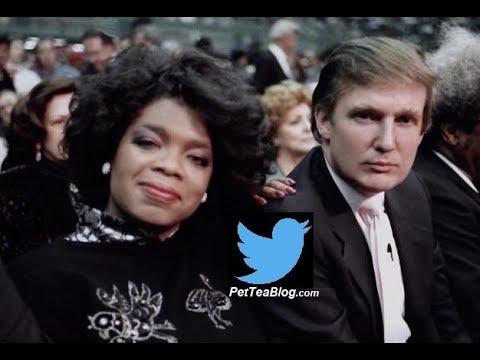 Donald Trump Blasts Oprah Winfrey on Twitter 👀