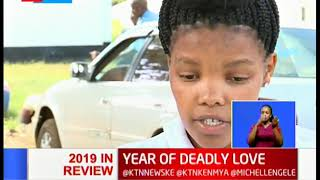 2019, a  year of deadly love