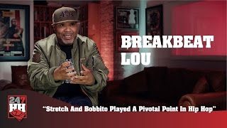BreakBeat Lou - Stretch Armstrong And Bobbito Garcia Are Pivotal To Hip Hop (247HH Exclusive)
