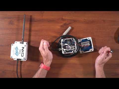 USB Modem for NCD Long Range Wireless Sensors