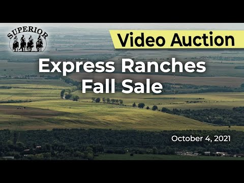 Express Ranches Fall Sale