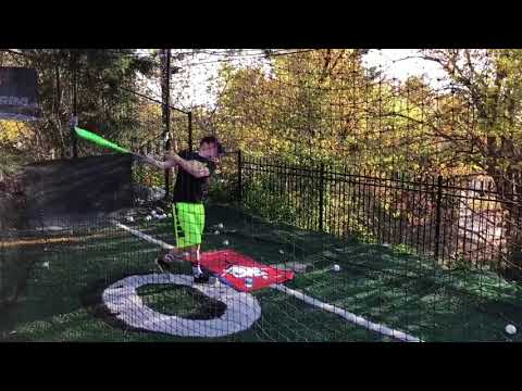 2018 Rawlings Threat USA Bat Review: Cage Side Hotting