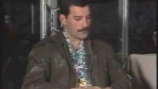 Interview with Freddie Mercury (April 1985, Australia)