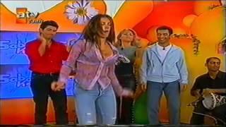 Petek Dinçöz harıka dans super fızık