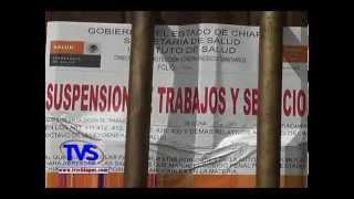 TVS Chiapas.- Clausura Procuraduría, Casinos Y Bares En Chiapas