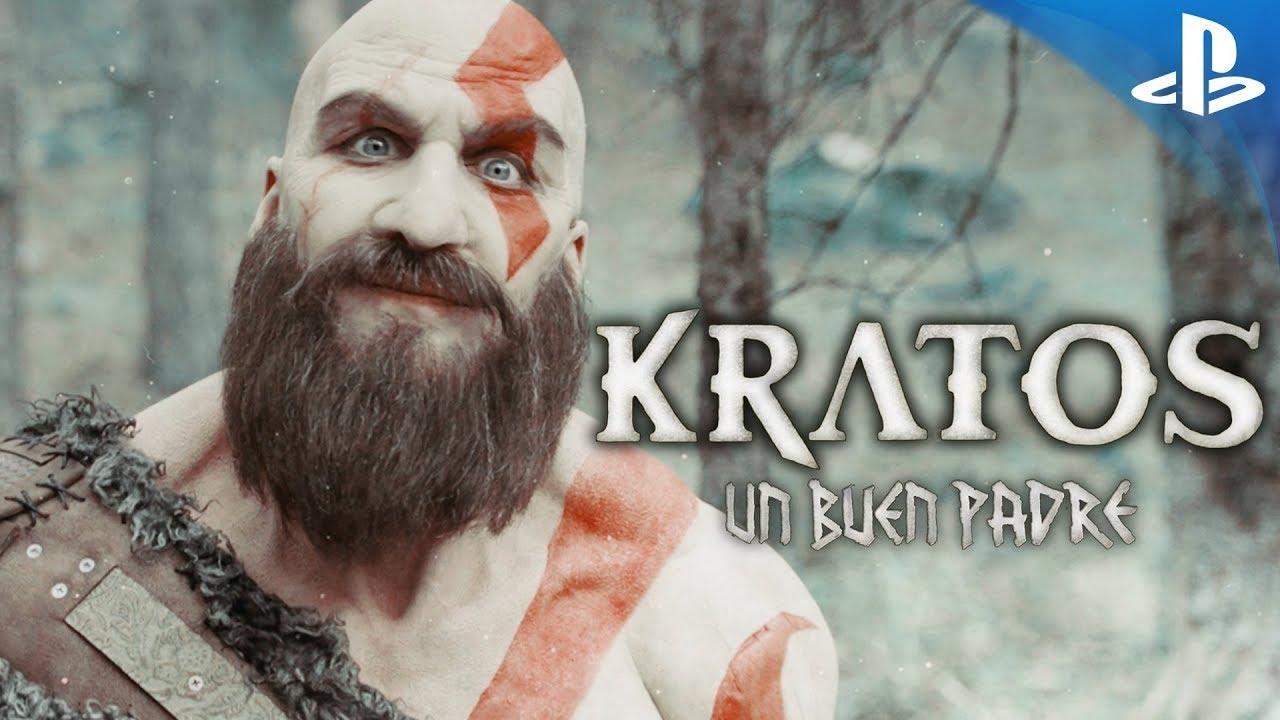 Joaquín Reyes es… Kratos