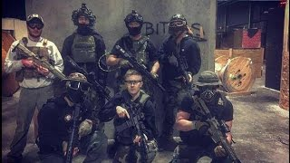 Stronghold Ops Airsoft Montage 4/22/17