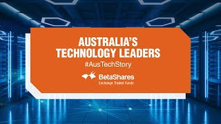 [Webcast] Australia's Tech Leaders