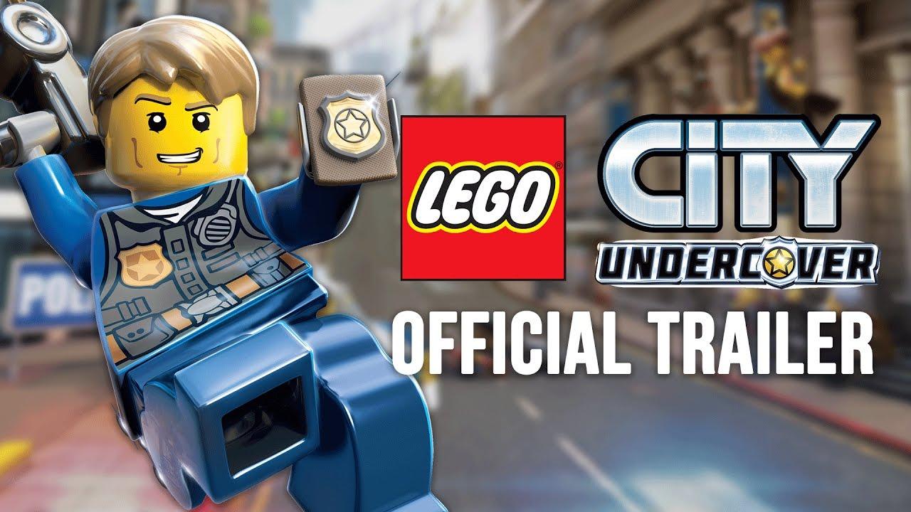 LEGO Liga da Justiça Fuga em Massa em Gotham City
