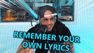 RAF Camora - REMEMBER YOUR OWN LYRICS & Interview ⚡ JAM FM