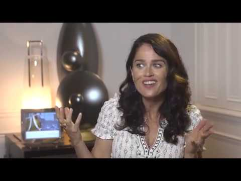 Robin TUNNEY - THE MENTALIST - Interview - FTV13