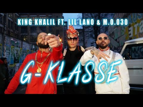King Khalil feat. Lil Lano, M.O.030 - G Klasse Video