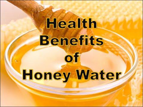 Video Health Benefits of Honey Water