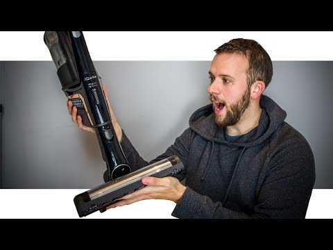 External Review Video WpHu6pO0st0 for Miele TriFlex HX1, HX1 Cat&Dog, HX1 Pro Cordless Bagless Stick Vacuum Cleaners