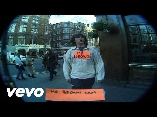 Golden Gaze - Ian Brown