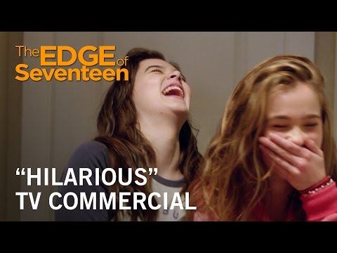 The Edge of Seventeen (TV Spot 'Hilarious')
