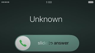 Terrifying Voicemail Found on Phone (You Can't Watch!)